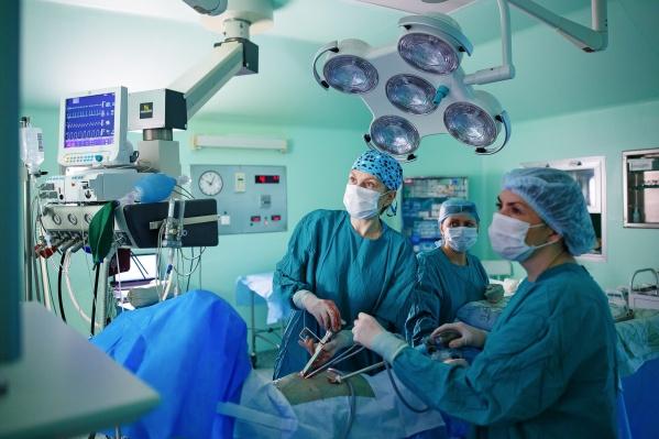 Сложнейшая операция длилась шесть часов