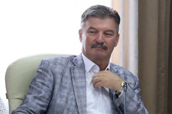 Сергей Титков нецензурно отчитал работников штрафстоянки в середине августа