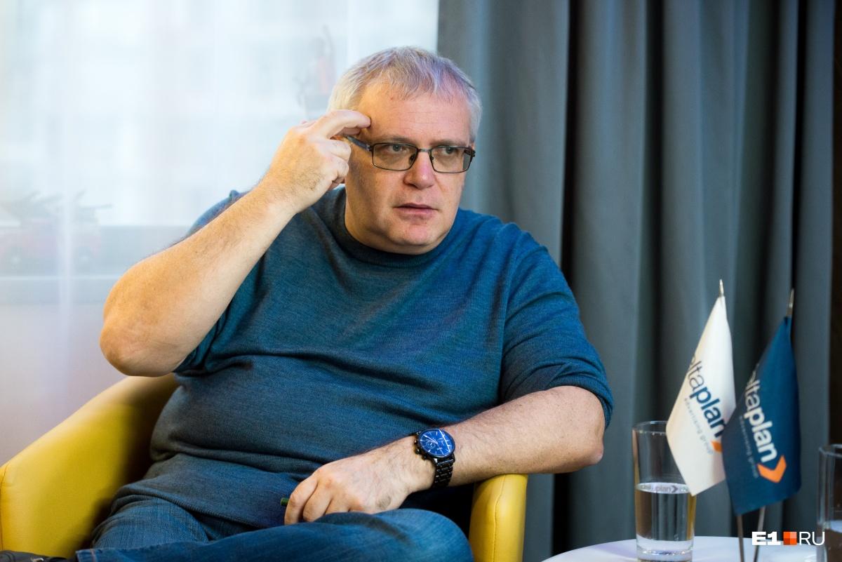 Станислав Чёрный уверен, что компании будут делать упор на работу с теми, кто уже приобрёл их товар или услугу