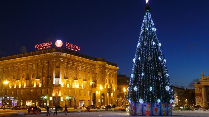 Развлекаемся в Новый год: полная афиша праздников в Волгограде от V1.RU