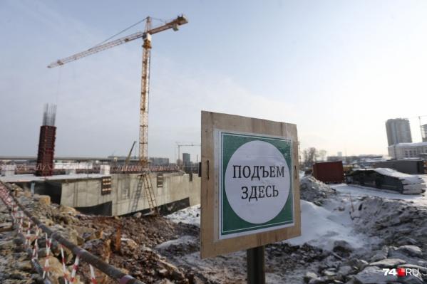 Стоимость здания оценивается в 8,5 миллиарда рублей