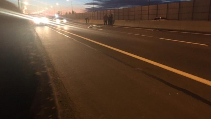 На трассе в Ярославском районе насмерть разбился 17-летний мотоциклист
