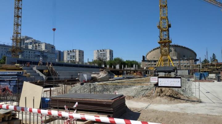 Строители дворца спорта на Молодогвардейской извинились перед самарцами за шум
