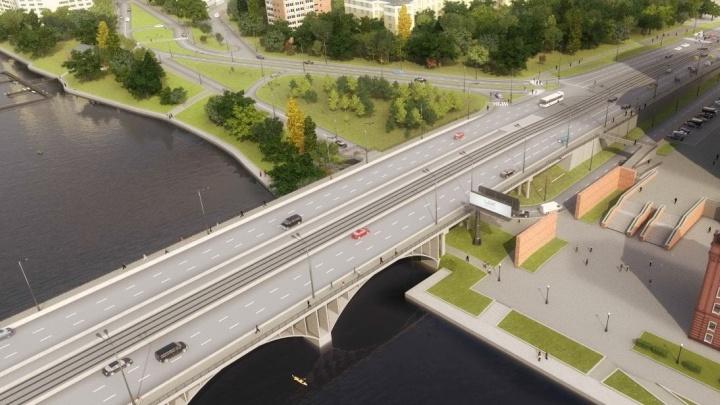 Новый Макаровский мост, развязку на Гражданской и выезд на Никонова обсудят на публичных слушаниях