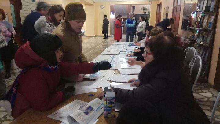 Просить больше деревьев в скверах Кировского района у мэра пришли 100 человек