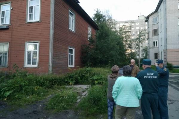 Теперь чиновники предложат жильцам маневренное жилье