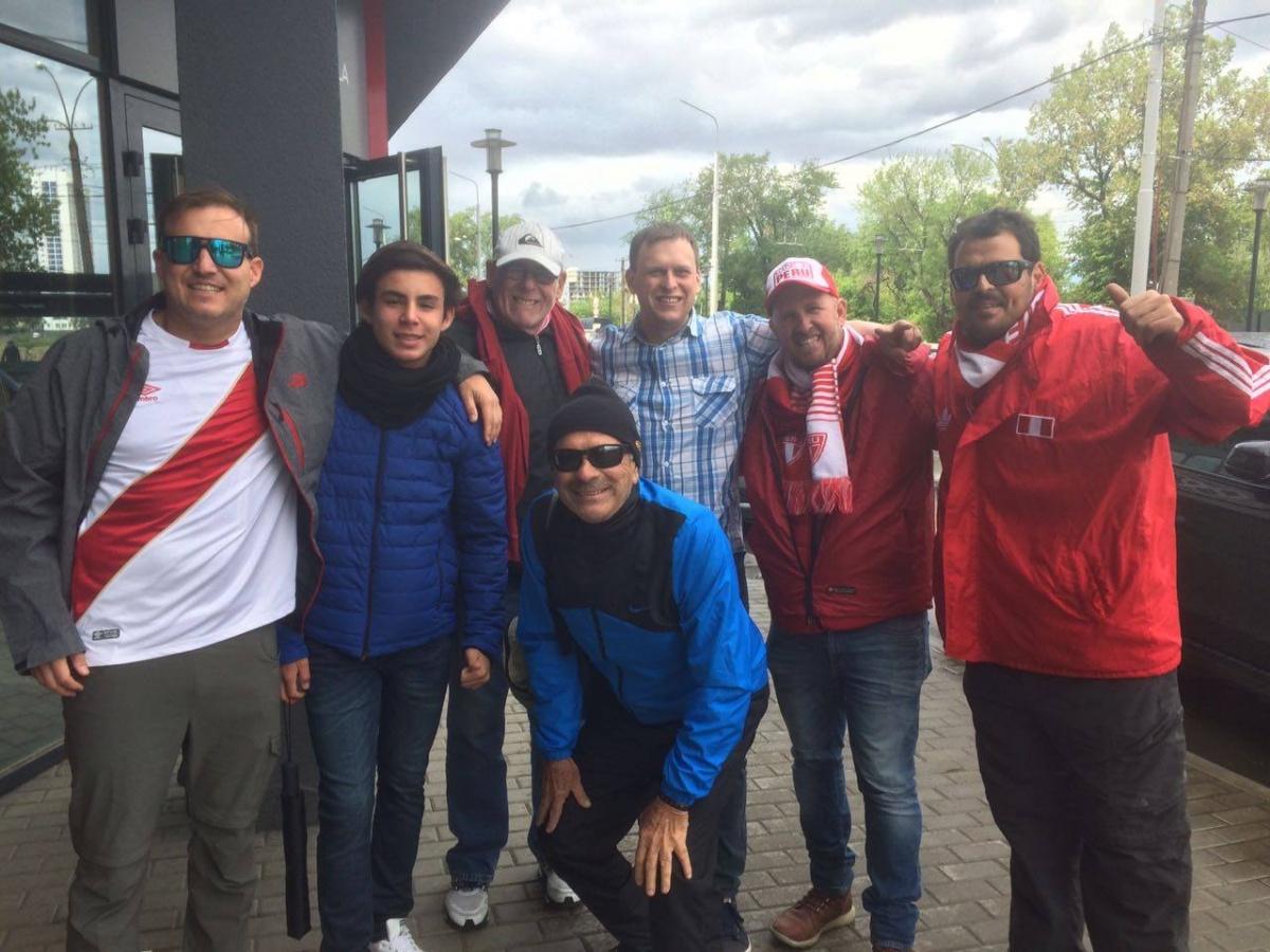 «Они привезли в наш город радость»: признаёмся в любви болельщикам из Перу