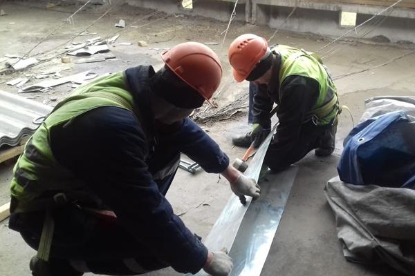 На работы по капремонту красноярских домов выводят заключенных