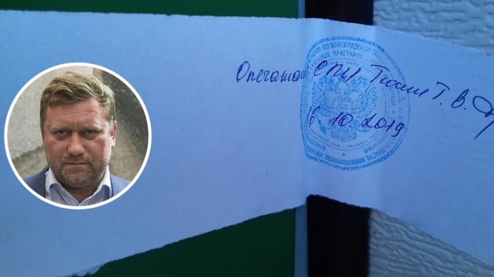 «Похоже на рейдерский захват»: судебные приставы пришли на консервный завод экс-мэра Волгограда