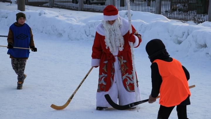 Прогуляться или полежать дома? В новогодние каникулы погода в Архангельске будет нестабильной