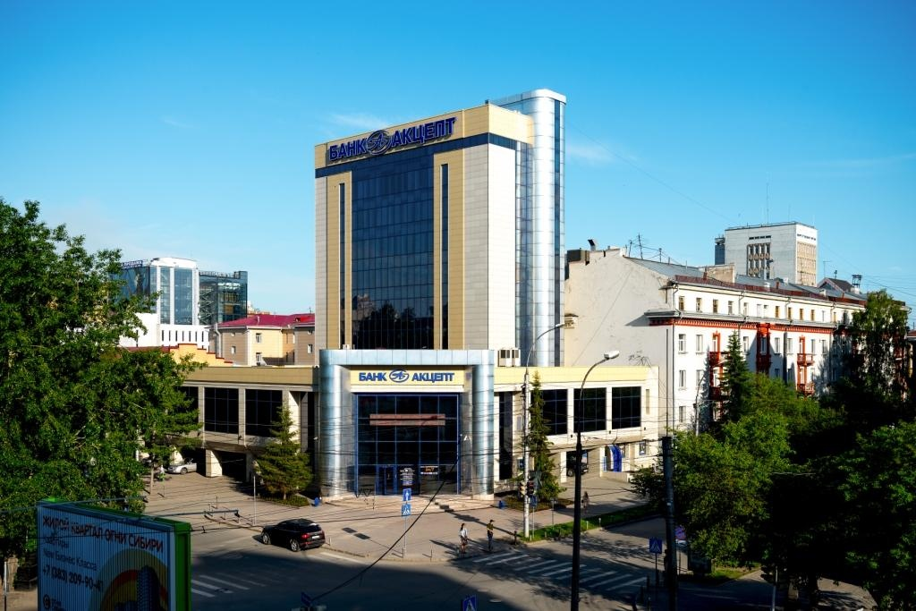 Банк Акцепт поддерживает экономику мегаполиса