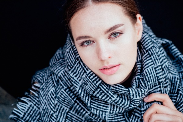 От Новосибирска на конкурс красоты «Мисс Россия– 2019» отправилась 18-летняя модель и художница Полина Атаманова