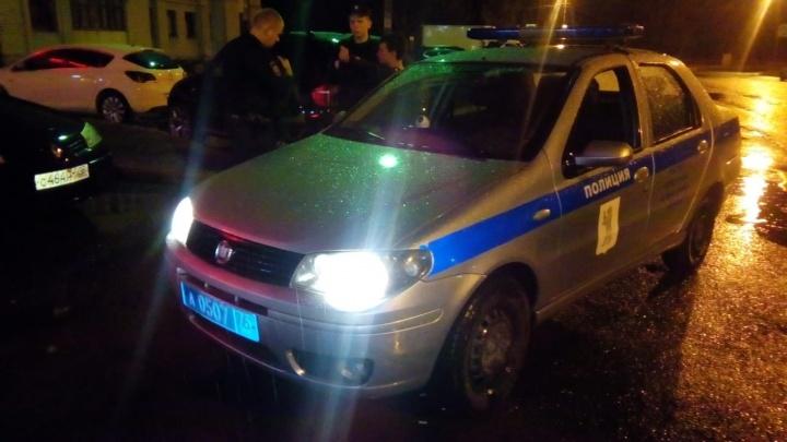 Ярославец пытался ночью пробраться в магазин, но оказался в полиции