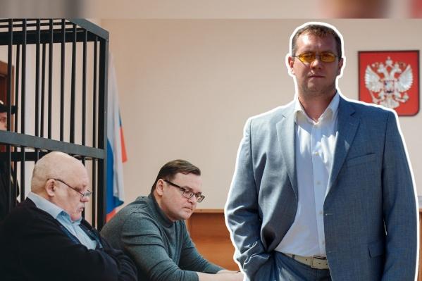 Артём Ткачук пять лет проработал вместе с Дмитрием Еремеевым