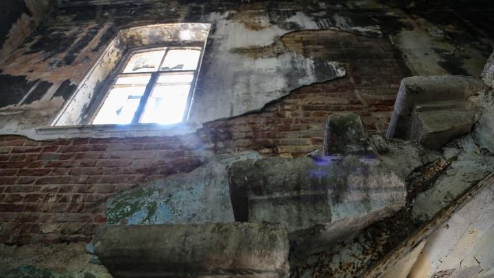 В Уфе в памятнике архитектуры с печным отоплением будут делать МРТ