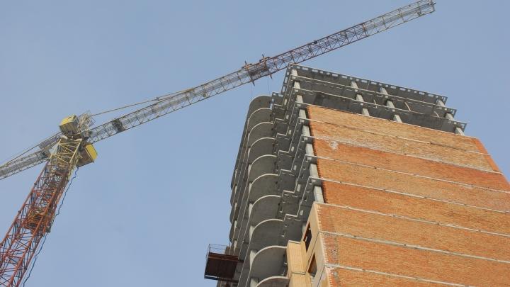 Недостроенные квартиры в Новосибирске оказались дороже готового жилья