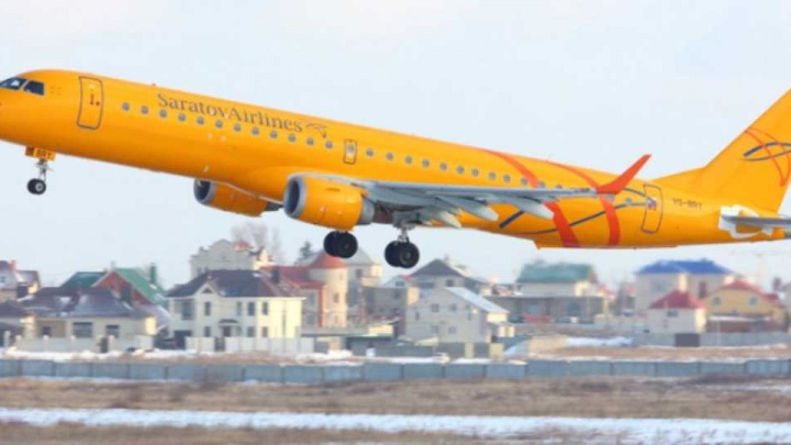Туристка из Салавата отсудила 78 тысяч рублей у «Саратовских авиалиний» за «сгоревшие» билеты