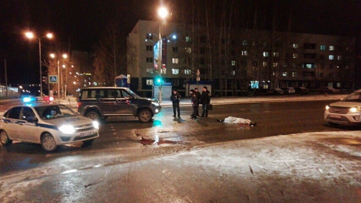 В Перми внедорожник насмерть сбил женщину на пешеходном переходе