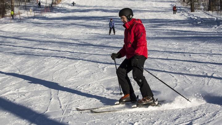 Популярный горнолыжный курорт объявил дату закрытия