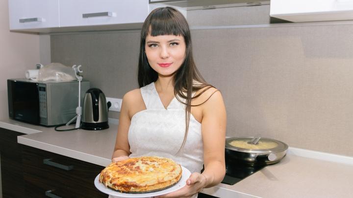 Готовим из простых продуктов французский пирог киш лорен. Пошаговый рецепт