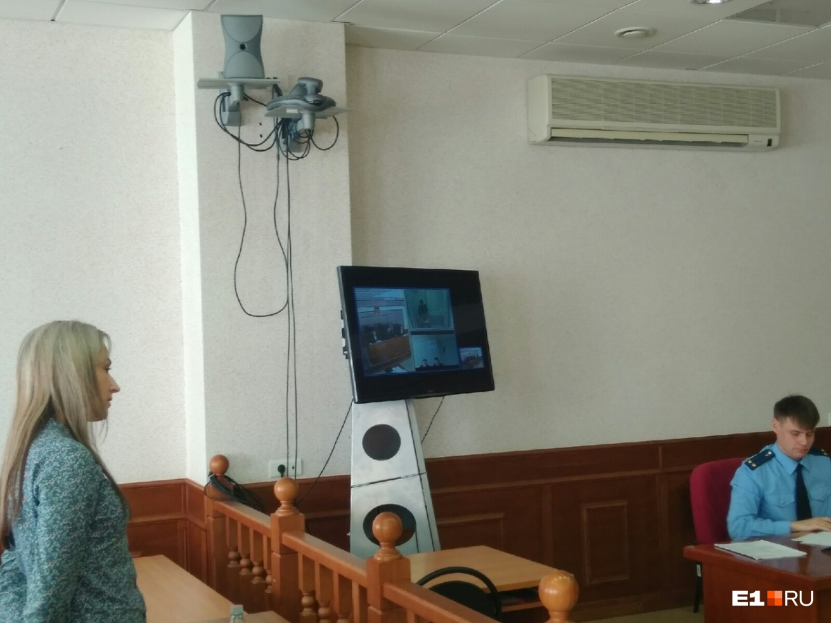 С судом подсудимые общались по видеосвязи
