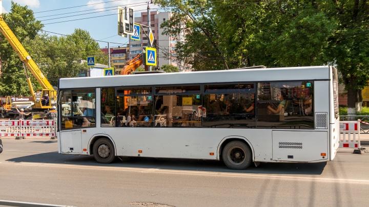 Пассажиры посинели от холода в ожидании: перевозчик объяснил смену автобусного маршрута №24