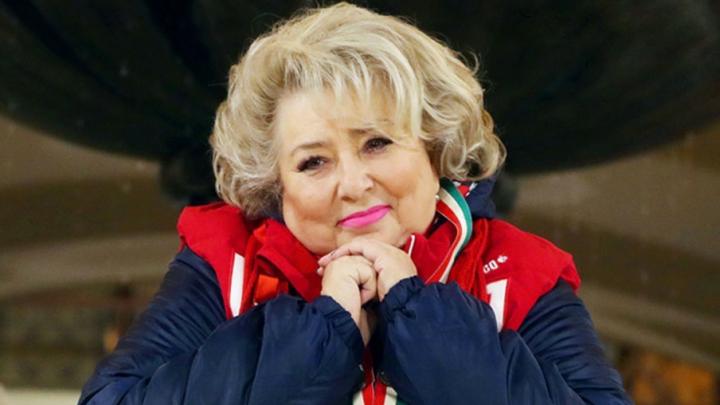 Тренер Татьяна Тарасова откроет в Перми Всероссийские соревнования по фигурному катанию