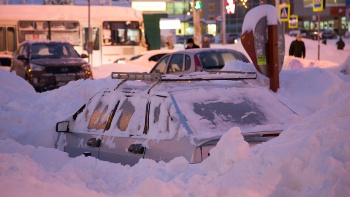 Синоптики предупредили Башкирию о новом циклоне