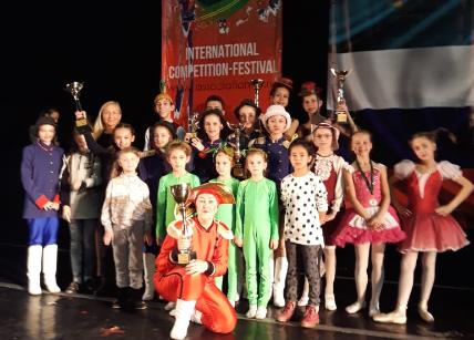 «Школа гордится своими учениками»: коллектив из Новосибирска взял Гран-при международного конкурса