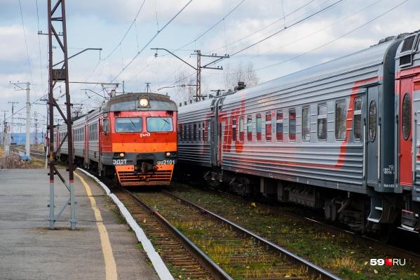 С 2019 по 2021 годы пешеходные переходы планируют построить на трех станциях Пермского края с оживленным движением