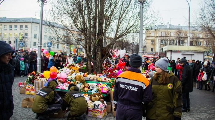 Город слёз: репортаж НГС из Кемерово