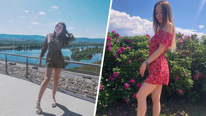Летящие платья, короткие шорты: мастер-класс по спасению от зноя от красноярских красоток