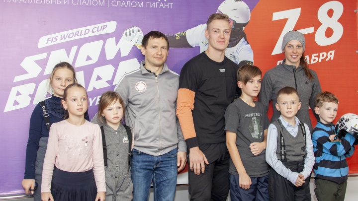 В Магнитогорск едут спортсмены из 17 стран: в эти выходные там стартует этап Кубка мира по сноуборду