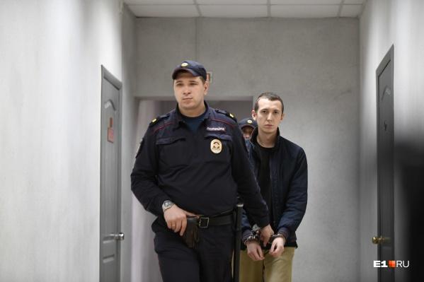 Владимир Васильев в Ленинском районном суде