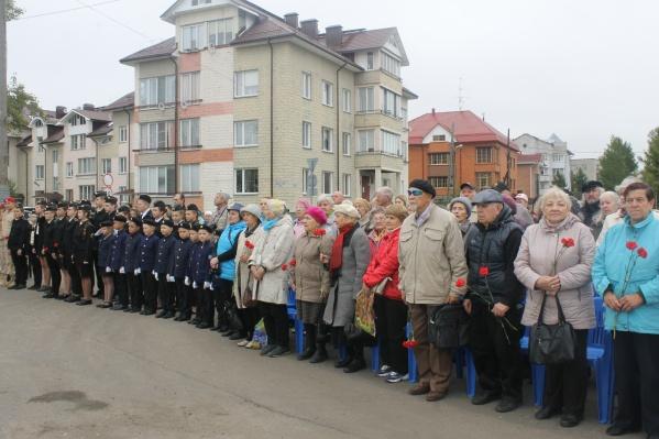 Акции памяти проходят в Архангельске каждый год 31 августа