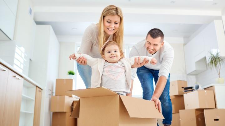 Трансформеры, башни, американские лофты: куда переехать большой семье