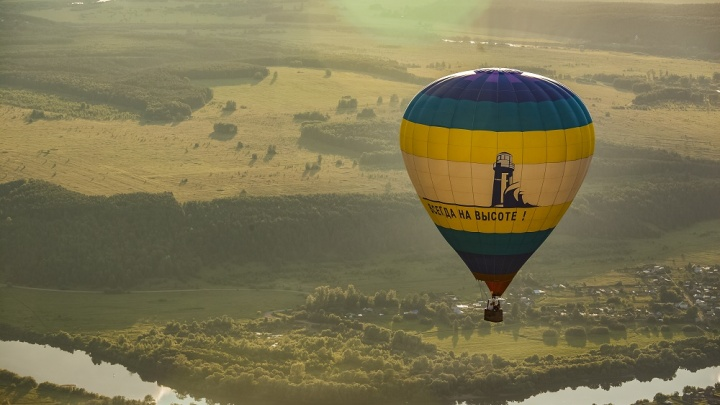 Полёты на аэростатах, фаер-шоу, DJ Smash: в Кунгуре пройдёт фестиваль «Небесная ярмарка»