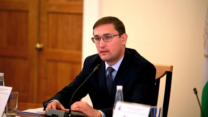 Пресс-секретарь мэра Уфы освободил кресло