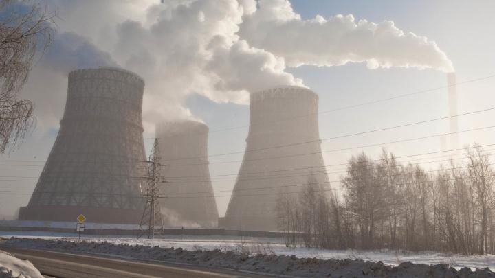 На ТЭЦ-5 вышел из строя один энергоблок