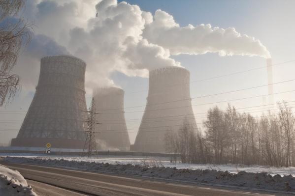 Всего на ТЭЦ-5 шесть энергоблоков