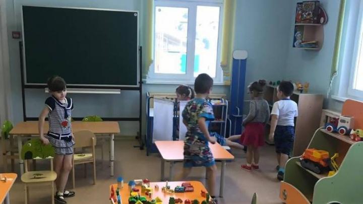 Детский сад-долгострой в Турдеевске принял первых дошколят