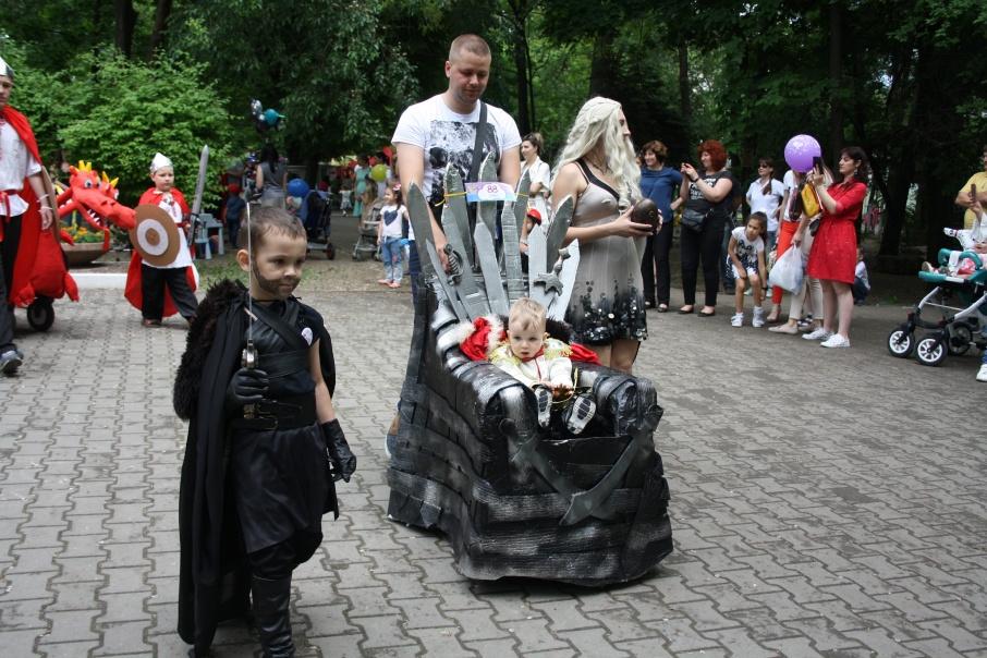 На фестивале «Бал семьи» пройдут конкурсы маскарадных костюмов