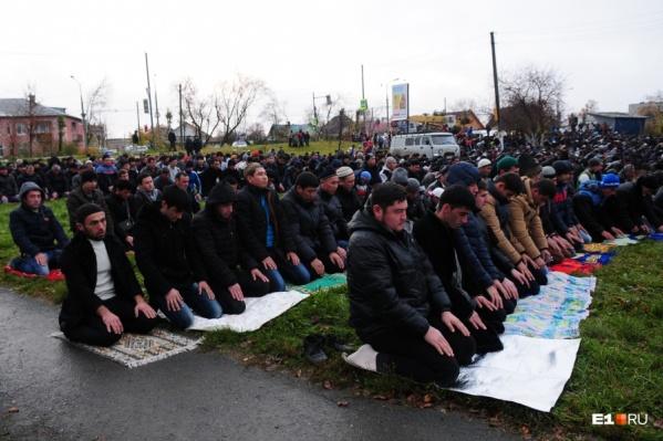 Мусульмане считают, что мечеть сможет сосуществовать на одной площадке с ледовой ареной