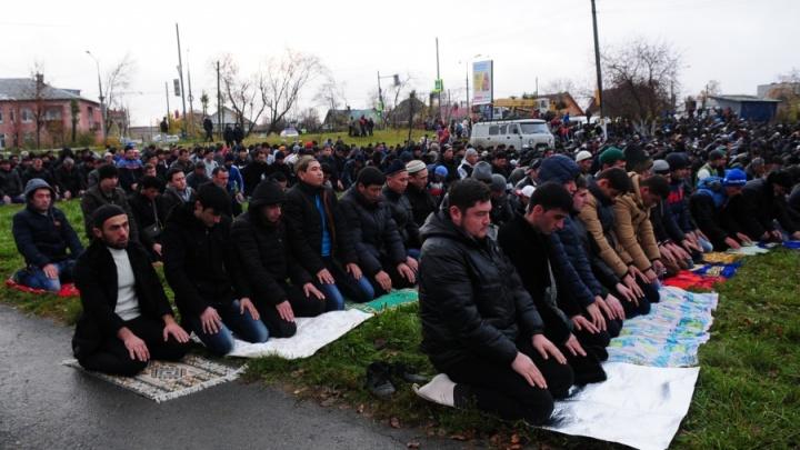 Уральские мусульмане попросили президента Татарстана помочь построить мечеть в Екатеринбурге