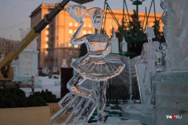Балерина — любимый персонаж скульпторов. Её будут ваять уже не в первый раз