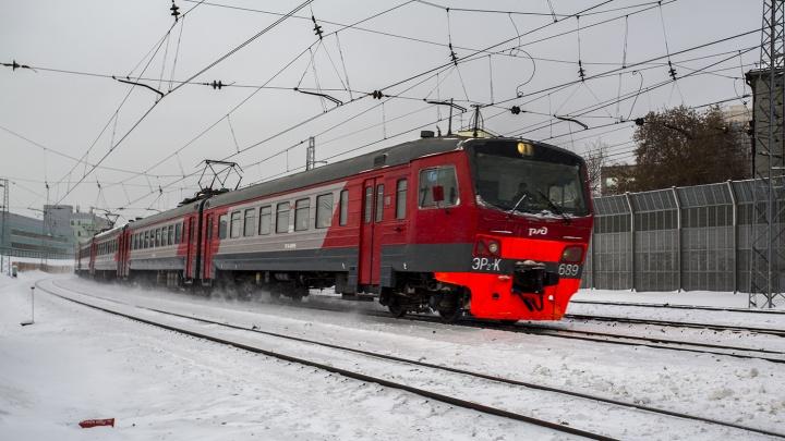 На новогодних праздниках в Новосибирске изменится расписание пригородных электричек