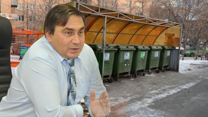 Дорогой мусор: министр ЖКХ Николай Смирнов ответил на вопросы о новой системе обращения с отходами