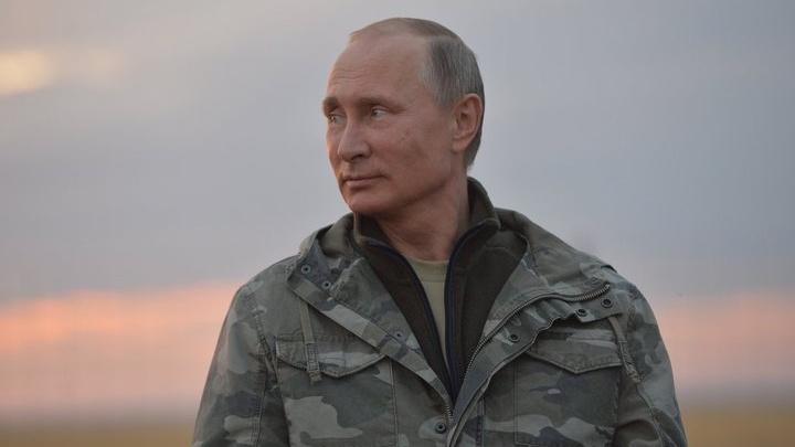7 октября Владимир Путин празднует день рождения