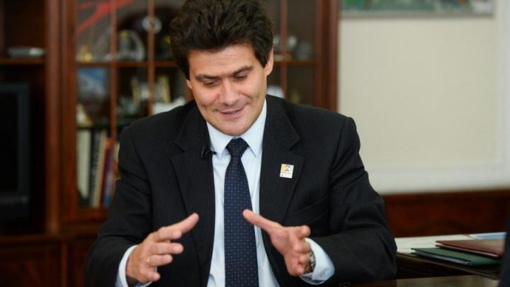Глава Екатеринбурга Александр Высокинский отчитался о доходах и оказался беднее своих подчиненных