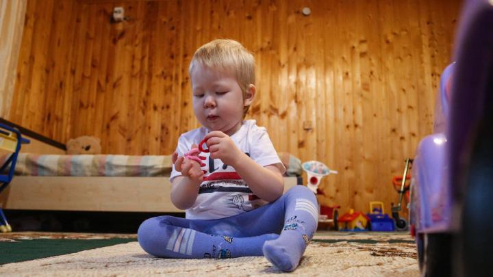 На лечение смертельно больного мальчика из Уфы российский фонд объявил сбор денег